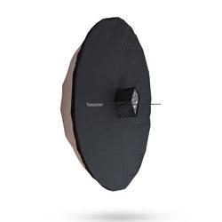 60インチ トランスルーセントアンブレラ用ブラックカバー(UN-043)